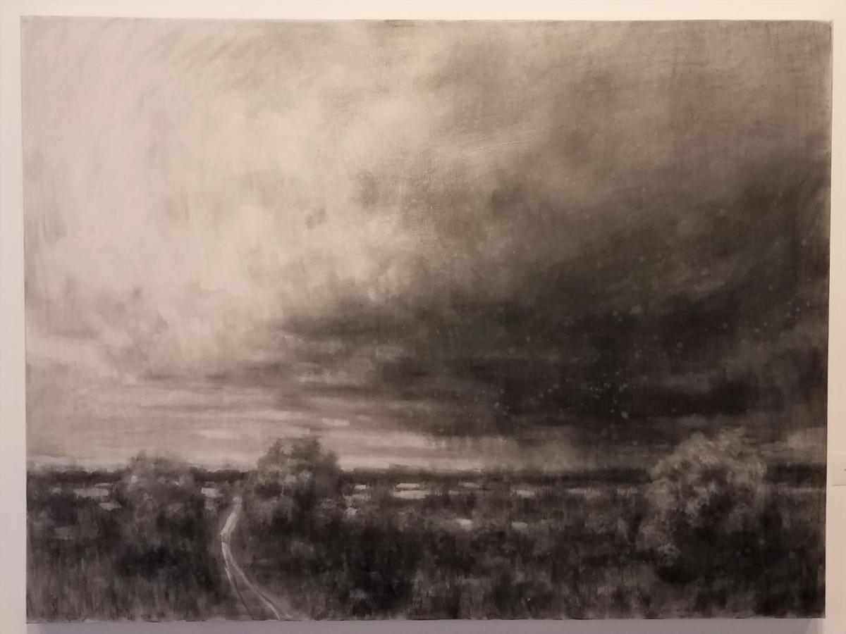 """""""Open Field"""" by Benny Sanders"""