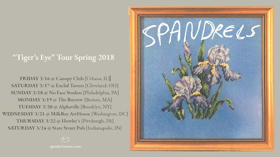 Spandrels Tour