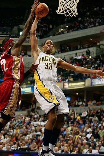 Indiana Pacers vs. Cleveland Cavaliers 2/20/08