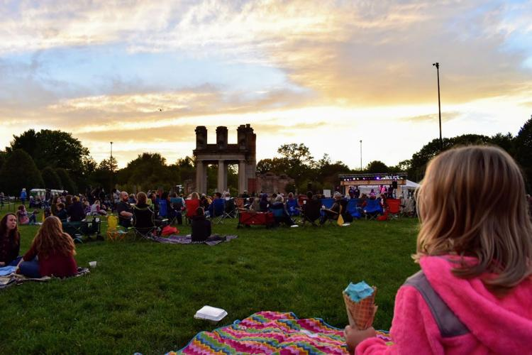 Holliday Park Rock the Ruins 2019