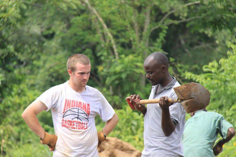 "Indy-based ""social profit"" organization building schools in Uganda"