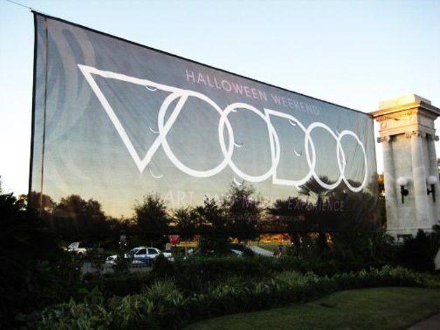 Voodoo Music Experience 2009