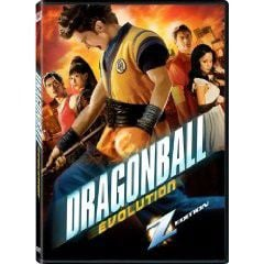 """Dragonball Evolution"" on DVD"