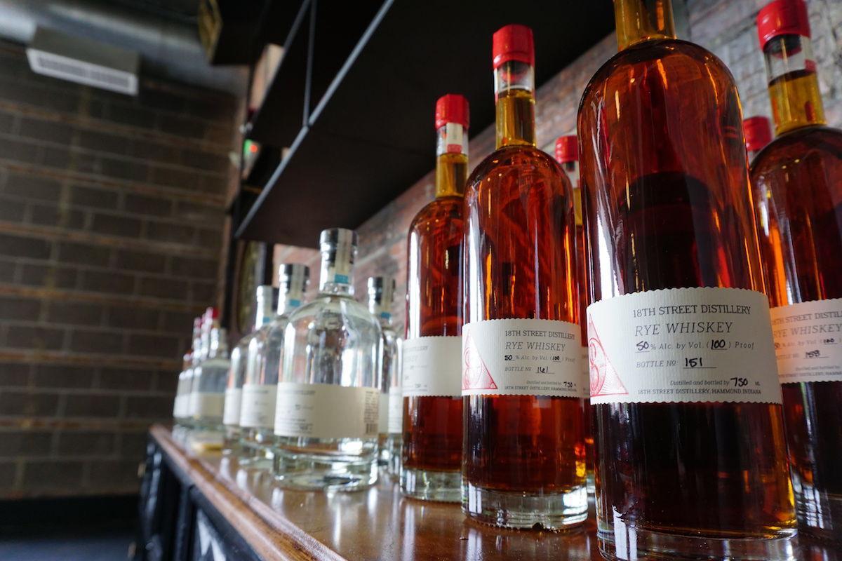 18th Street Distillery