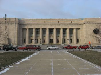 """City-wide """"read-in"""" to protest potential library closings"""