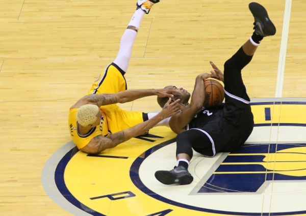 Pacers V. Nets