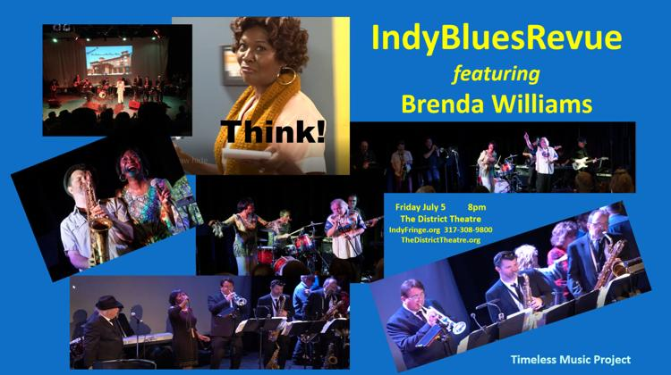 IndyBluesRevue -- Motown!!!