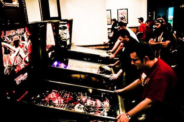 Fountain Square Pinball Classic at La Margarita (slideshow)