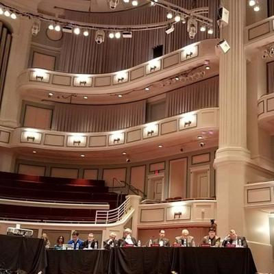 Board of Zoning Appeals at the Palladium on Feb. 26