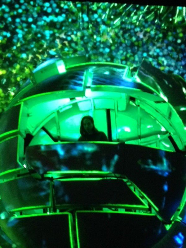 Review: Infected Mushroom at Egyptian Room