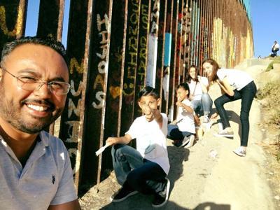 Indy Shorts Film Fest Highlights Brotherhood Mural in Tijuana