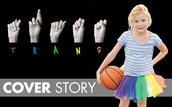 Trans athlete: A girl's transition journey and the fight for her right to play