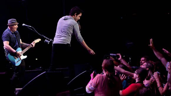 Review: Train, Mat Kearney and Andy Grammer at Bankers Life Fieldhouse