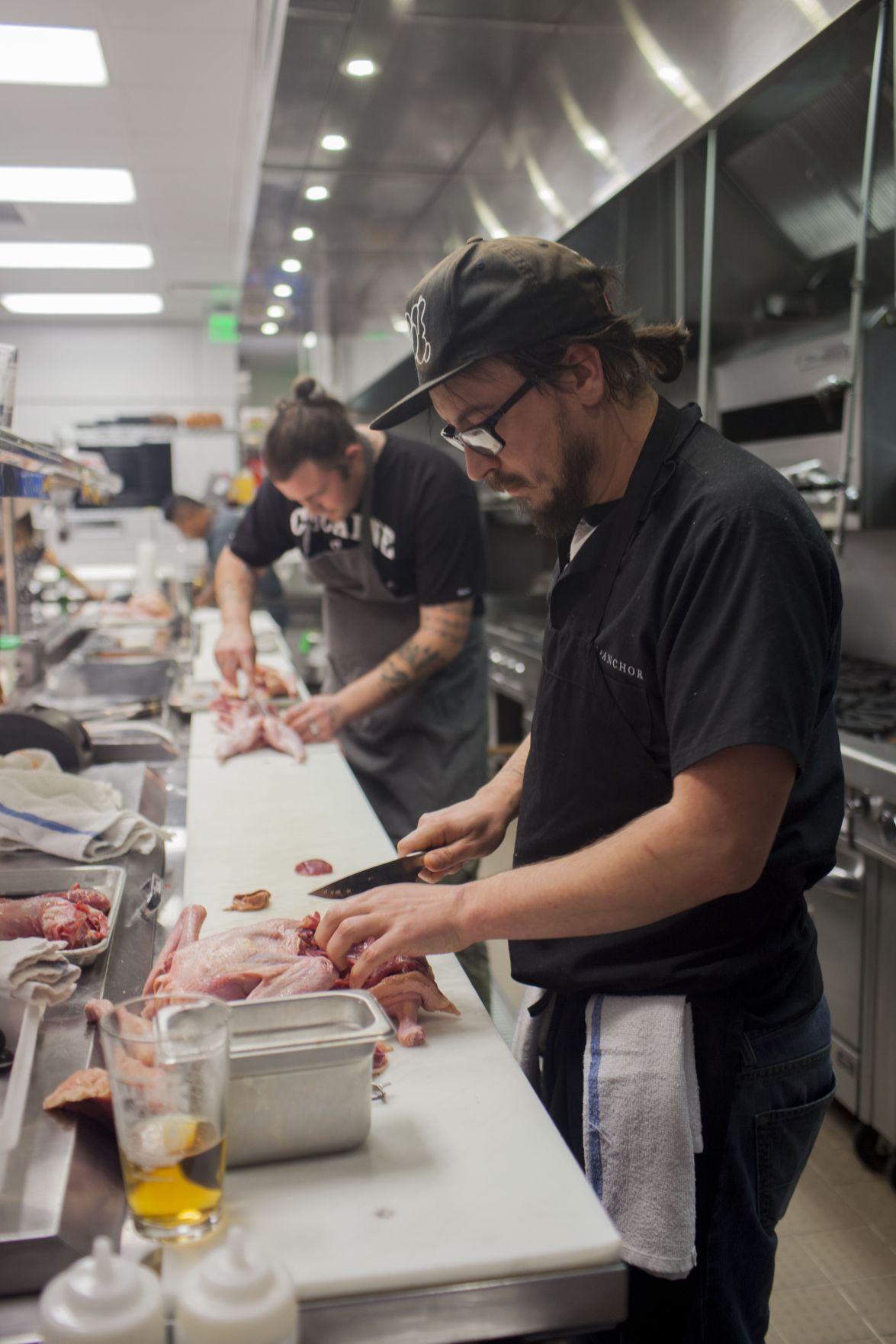 Indy's first chef throwdown