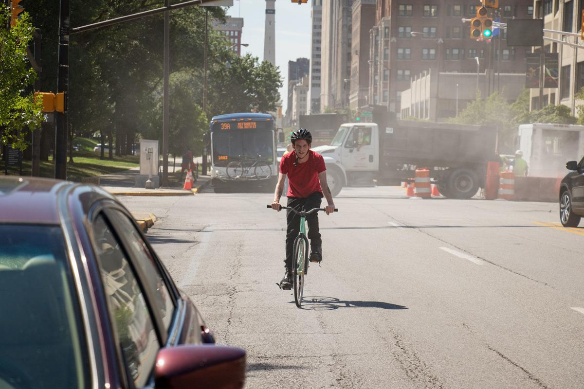Sharing The Road: How Safe is Cycling in Indy?