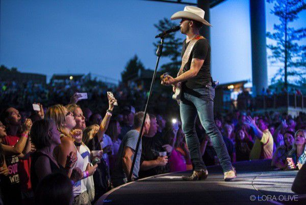 Slideshow: Brad Paisley at Klipsch