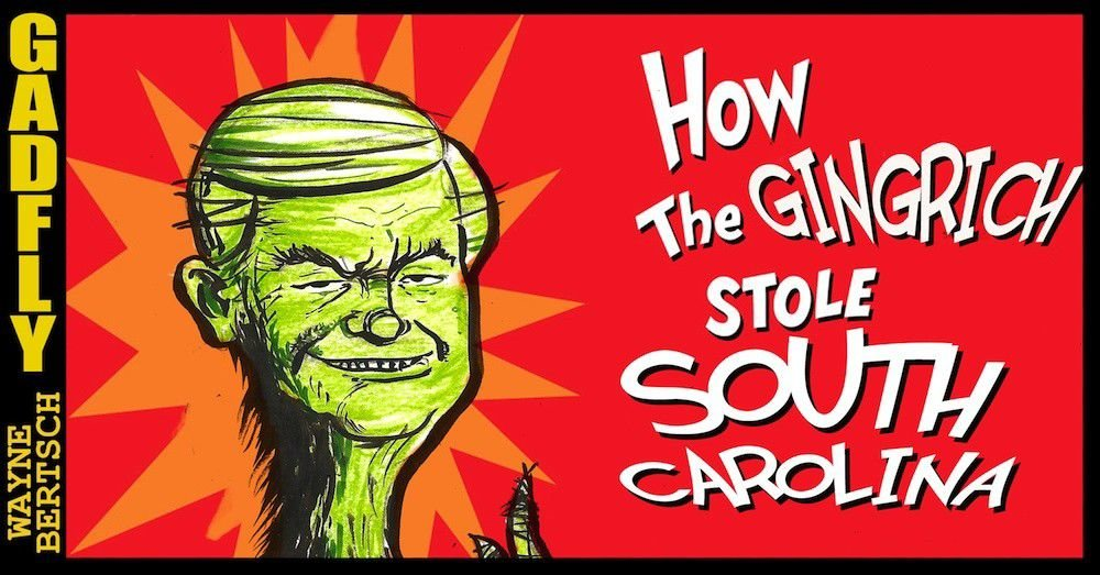 Gadfly: Grinch Gingrich