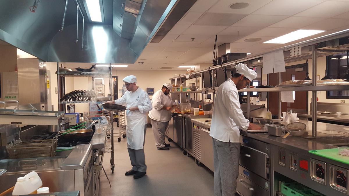 Inside Ivy Tech's Culinary Center, a hidden gem on Meridian