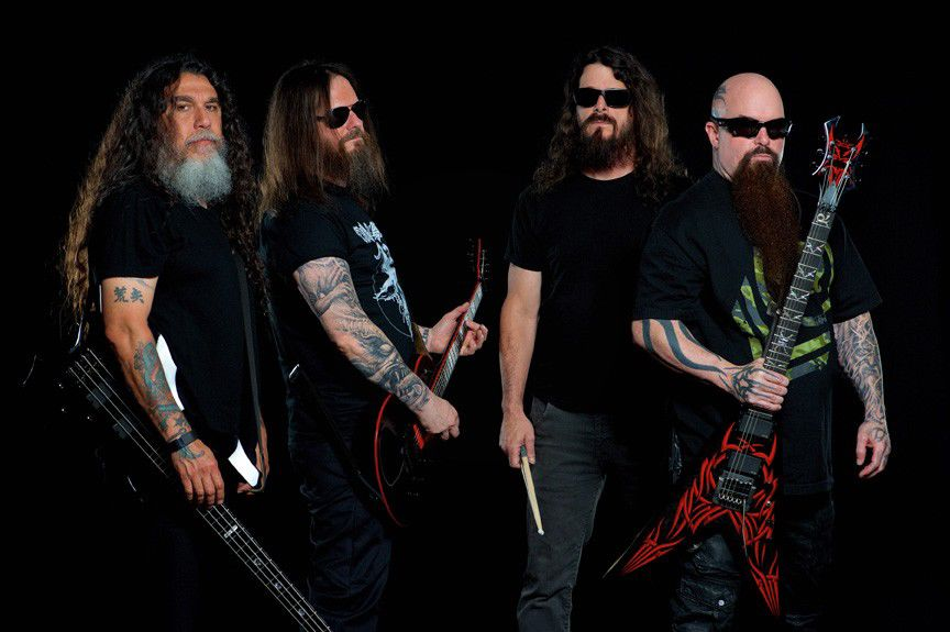 Kerry King on Slayer's new record, lineup