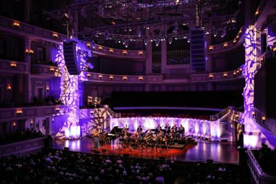 The Sound of Joy: The Jazz at Lincoln Center Orchestra with Wynton Marsalis Brightens The Palladium with Big Band Holidays