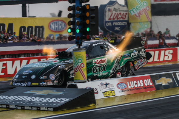 NHRA Nationals: A Day at The Races
