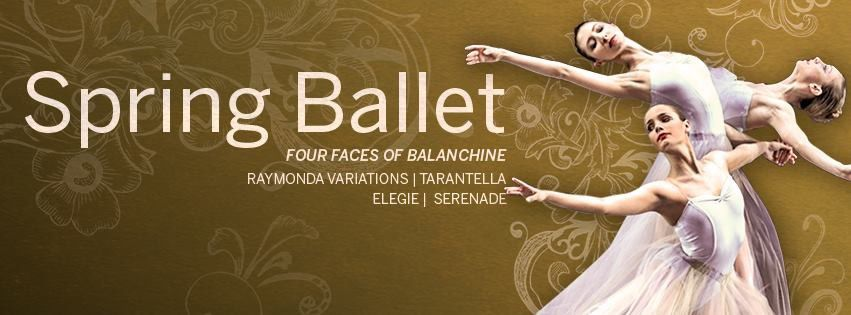 Review: Four Faces of Balanchine at IU