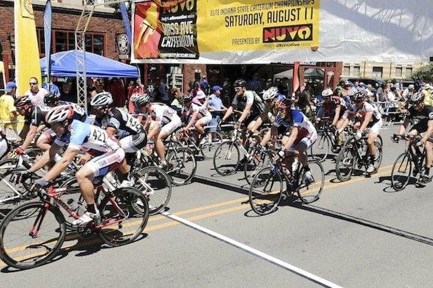 Slideshow: Mass Ave Criterium: The Race
