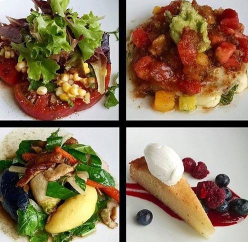 Heads up, vegetarian foodies: Recess has a five-course veggie menu
