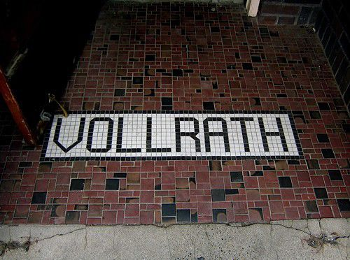The Vollrath is silent