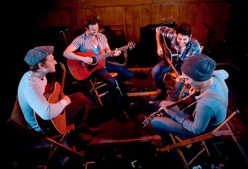 The Midwest Songwriter Circle