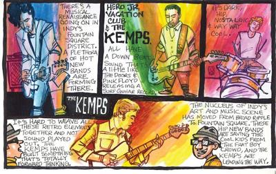 Barfly: The Kemps