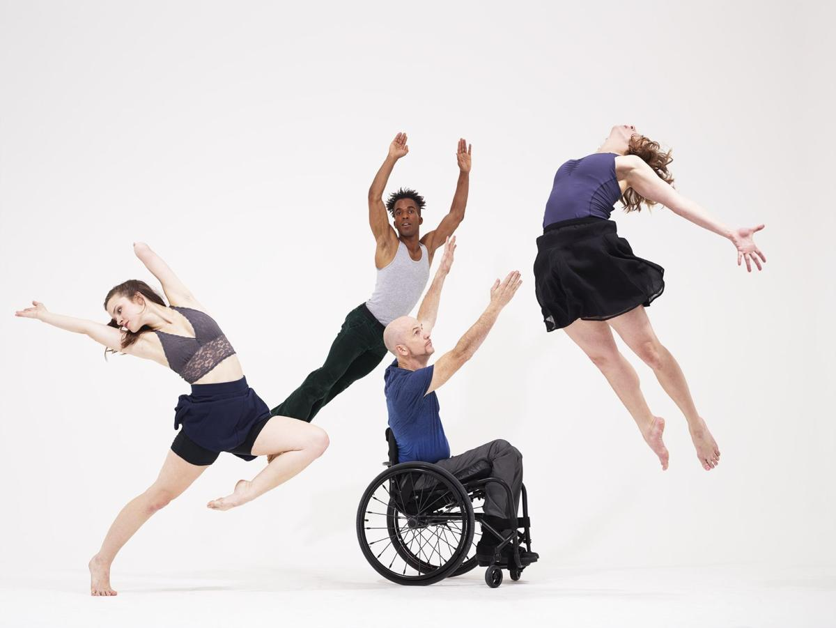 Dance and disability through AXIS