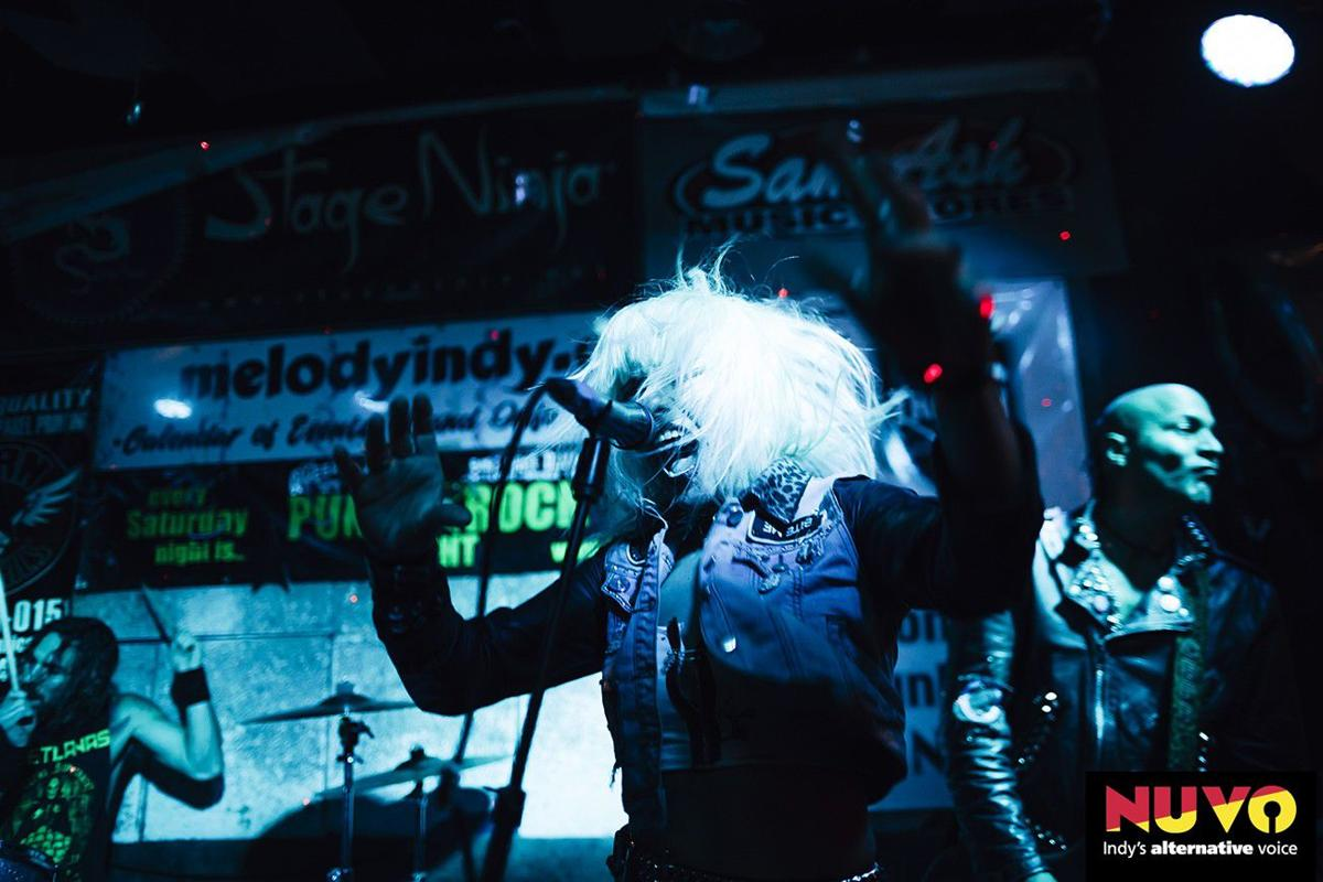 Barb Wire Dolls at the Melody Inn   Music News   nuvo.net