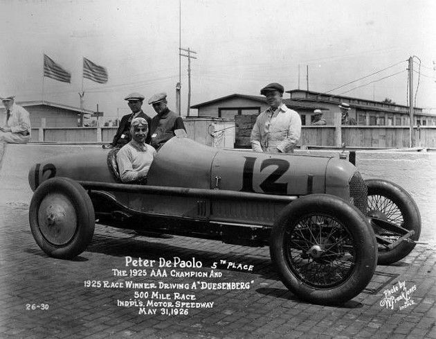 78 days until the 100th running of the Indianapolis 500