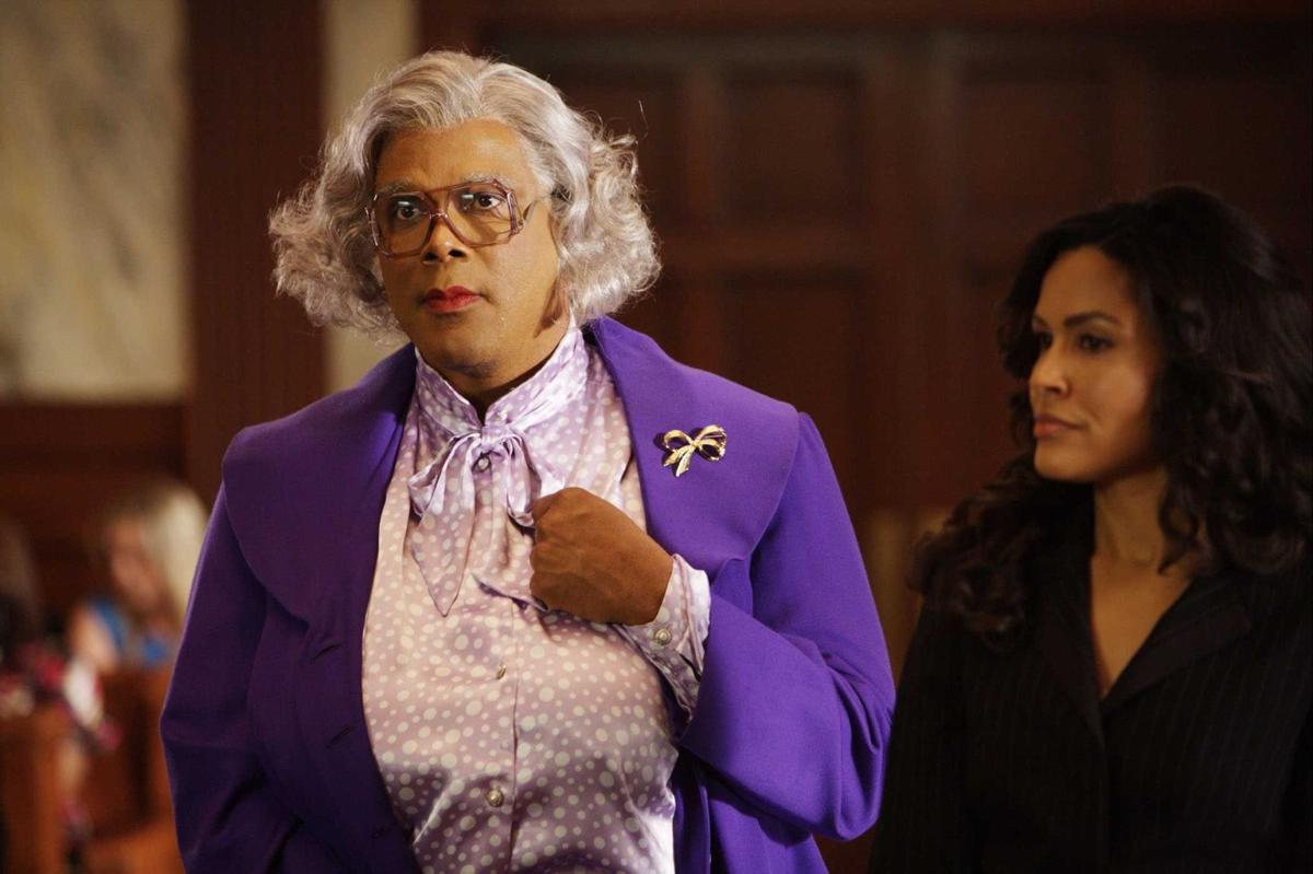 """Tyler Perry's """"Madea Goes to Jail"""" (clip)"""