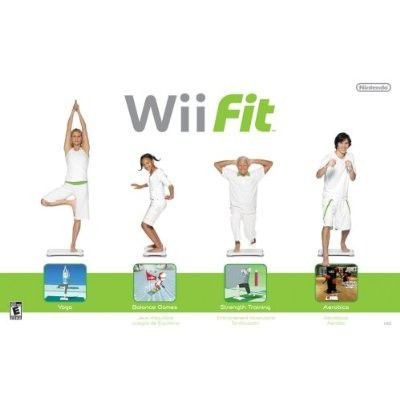'Wii Fit'