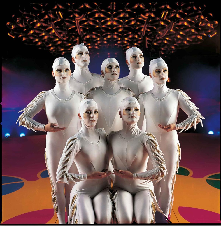 Cirque du Soleil's 'Saltimbanco'