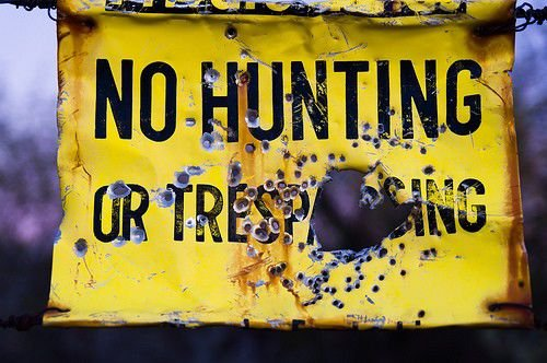 Bill to legalize fenced hunting dies in Senate