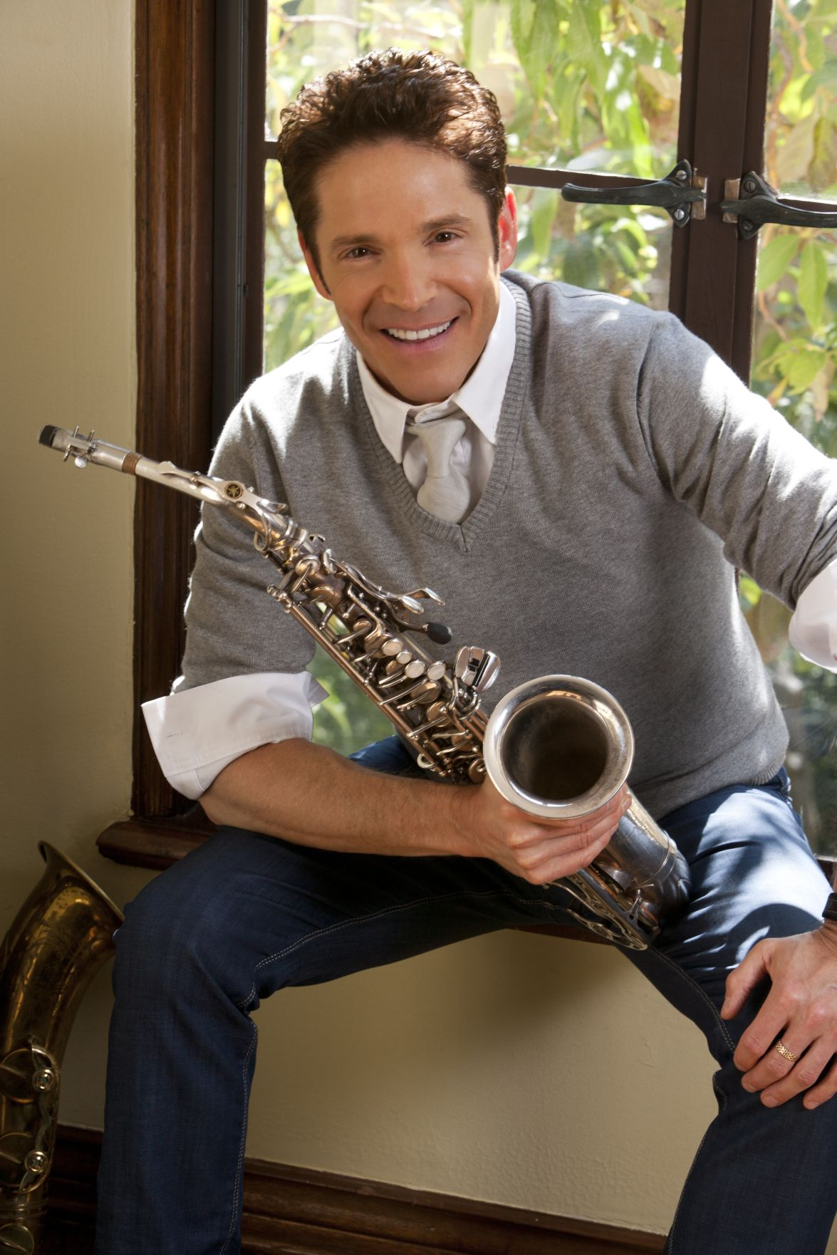 Dave Koz loves Carmel's Palladium and touring with Barry Manilow