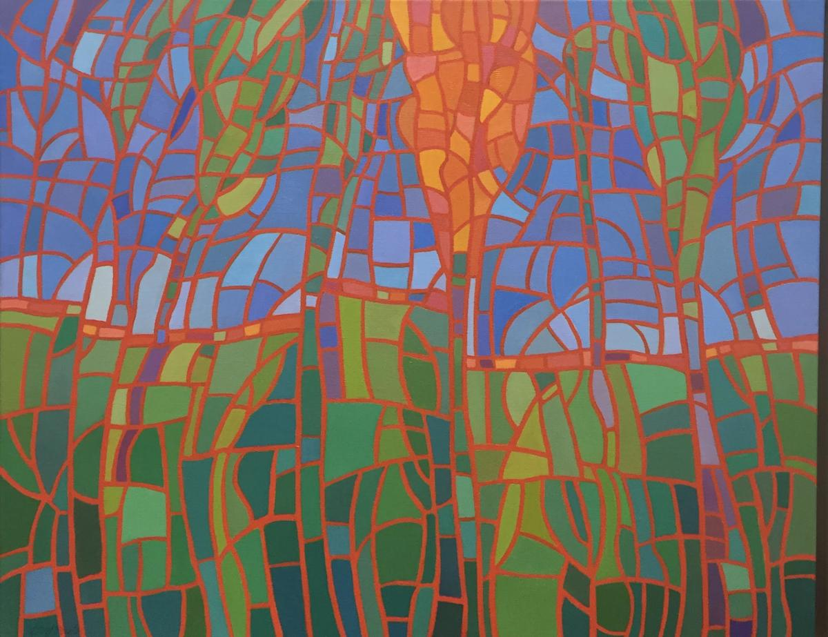 """""""Trees of Hope"""" by Jerry Points"""