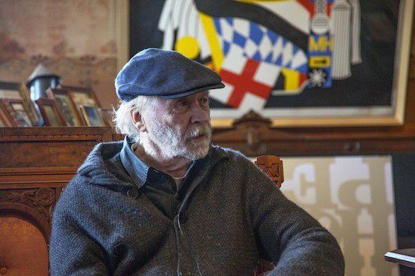 Robert Indiana at Home