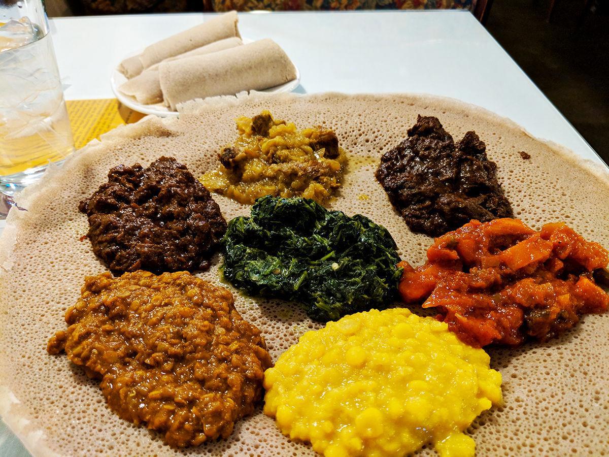 Taste of Abyssinia