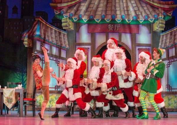Review: Broadway in Indianapolis' Elf the Musical