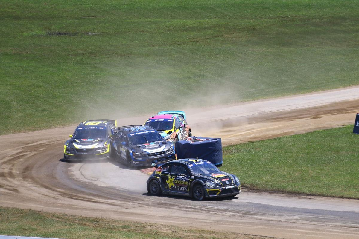 Red Bull Global Rallycross Indianapolis
