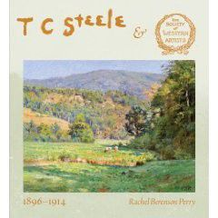 """""""T.C. Steele & the Society of Western Artists, 1896-1914"""" book review"""