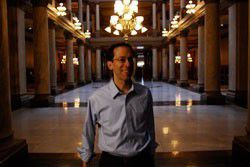 State Rep. David Orentlicher's battle; Fighting for what's fair