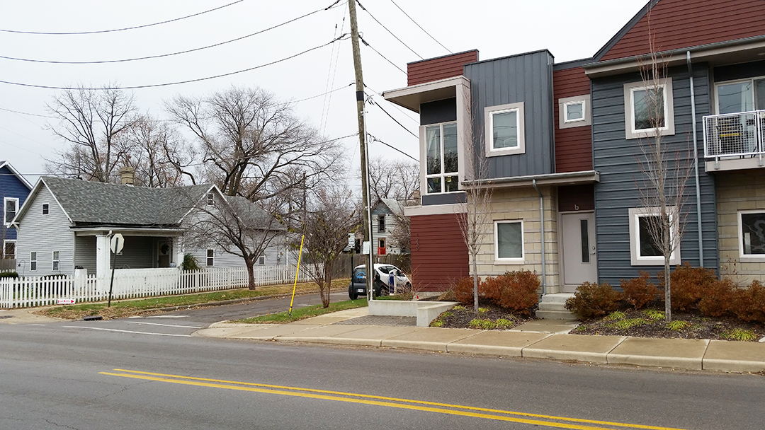 Are Indy neighborhoods gentrifying?