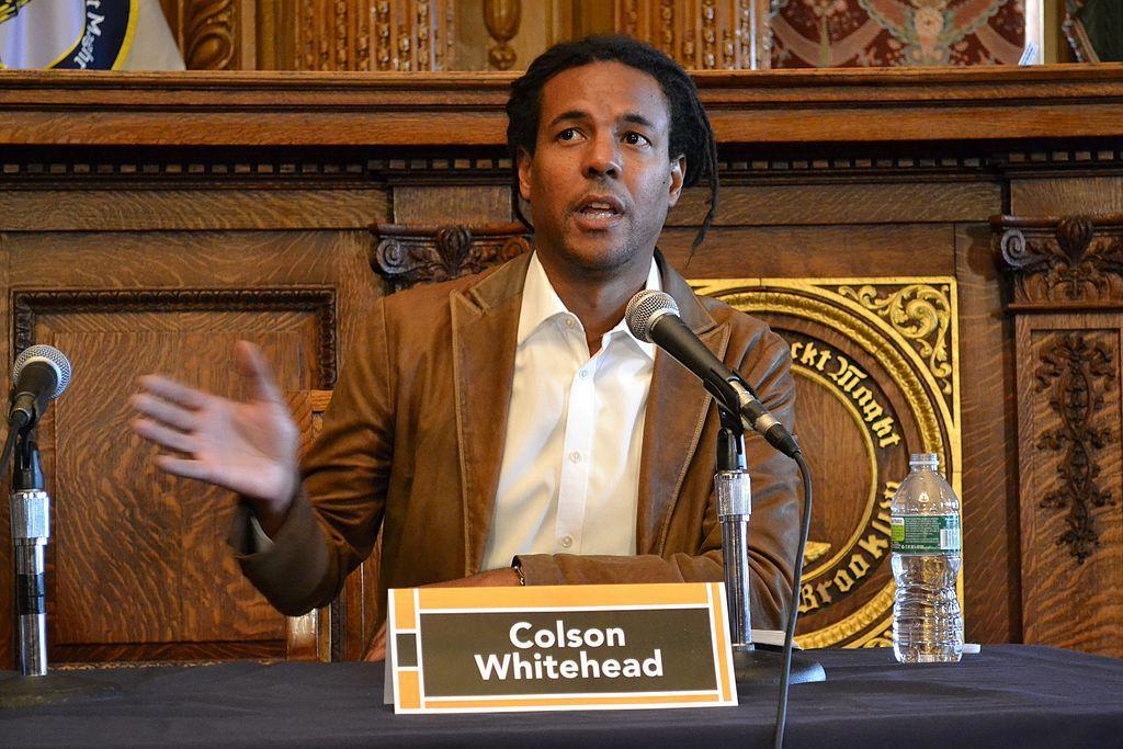 Colson Whitehead, author of The Underground Railroad