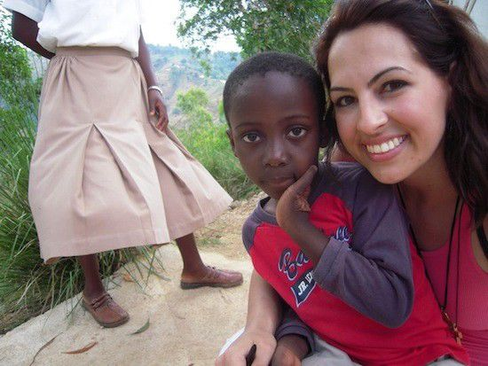 Indy loves Haiti: Amy King