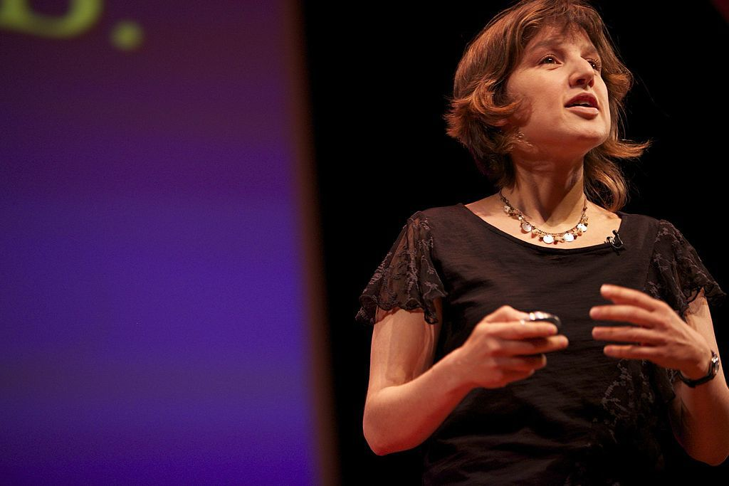 Zeynep Tufekci, author of 'Twitter and Teargas'